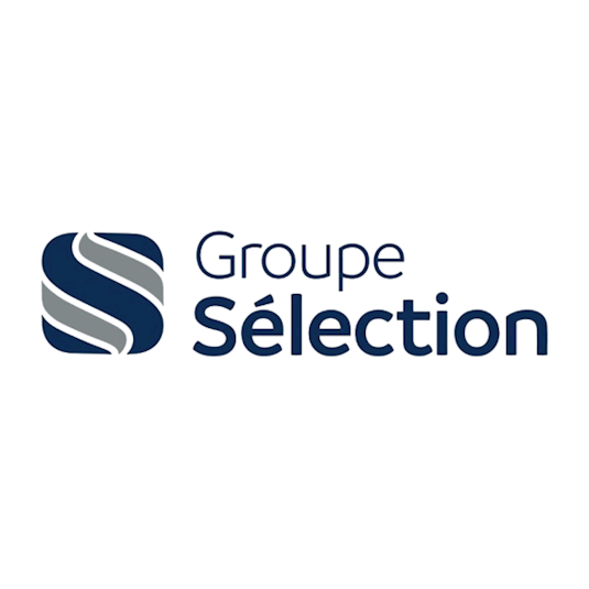 Groupe selection logo