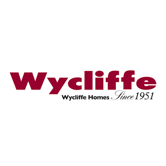 Wycliffe Homes logo - Wycliffe Homes Since 1951