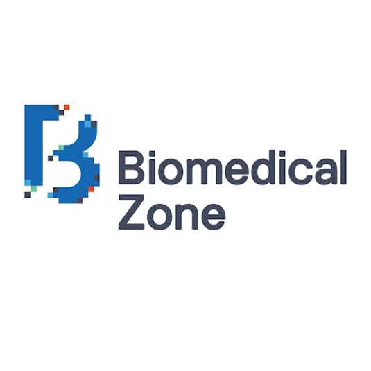 Biomedical Zone logo