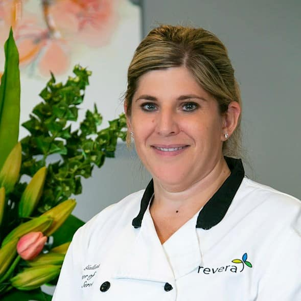 Cathy Gallant, Director of Culinary Services, Birkdale Place Retirement Residence, Milton