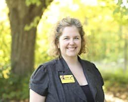 Lea, a Director of Care in a long term care home