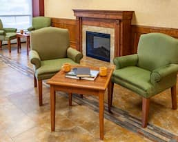 Lounge, Arbour Heights Long Term Care home, Kingston
