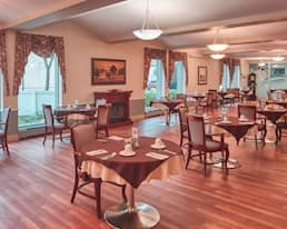 Dining Room, Beacon Hill Lodge, Winnipeg