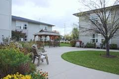 Courtyard, Burloak, Burlington