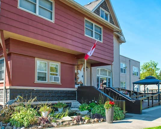 Dover Cliffs Long Term Care Home, Port Dover