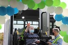 Residents moving in to the new Elmwood Place Long Term Care Home in London