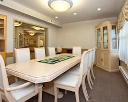 Private Dining Room, Fenelon Court, Fenelon Falls
