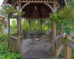 Gazebo, Fosterbrooke, Newcastle