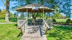 Gazebo, Hallowell House, Picton