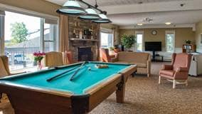 Recreation Room, Hillside Manor, Stratford