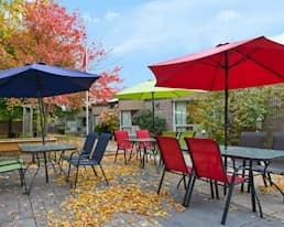 Patio, Mackenzie Place, Newmarket