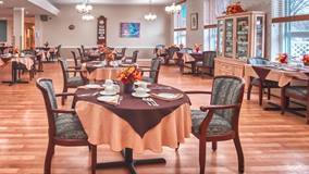 Dining Room, Valleyview, Brandon