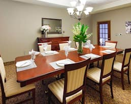 Private Dining Room, Birkdale Place, Milton