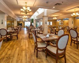Dining Room, Bough Beeches Place, Mississauga