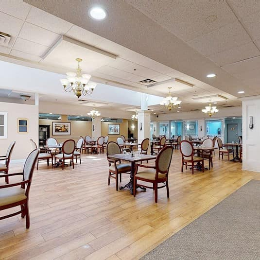 Main Area, Bough Beeches Place Retirement Residence, Mississauga