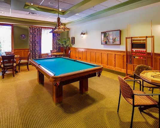 Games Room, Briarfield Gardens, Kitchener