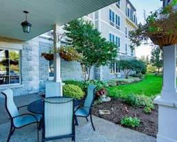 Patio, Briarfield Gardens, Kitchener