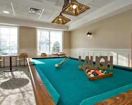 Recreation Room, Briarfield Gardens, Kitchener