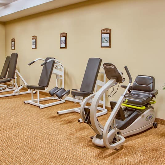 Fitness Room, Bridlewood Manor, Brockville