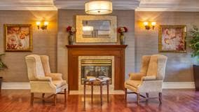 Lounge, Bridlewood Manor, Brockville