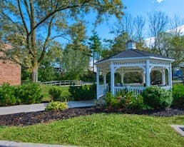 Gazebo, Brookside Court, Richmond Hill