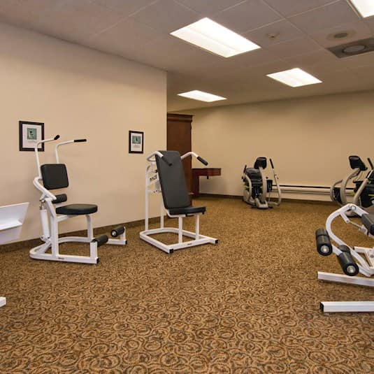 Exercise Room, Charlotte Villa, Brantford