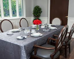 Private Dining Room, Colonel By, Ottawa