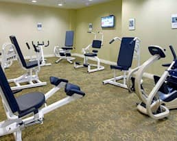 Exercise Room, Donway Place, Toronto