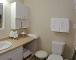 Model Suite, Bathroom, Donway Place, Toronto