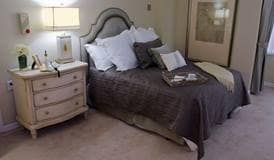 Model Suite, Bedroom, Donway Place, Toronto