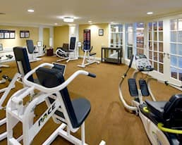 Exercise Room, Forest Hill Place, Toronto