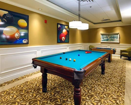 Games Rooms, Glynnwood, Thornhill