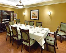 Private Dining Room, Glynnwood, Thornhill