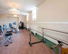 Exercise Room, Grand Wood Park, London