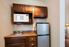 Model Suite, Kitchenette, Grand Wood Park, London