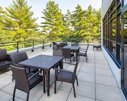 Patio, Granite Landing, Cambridge