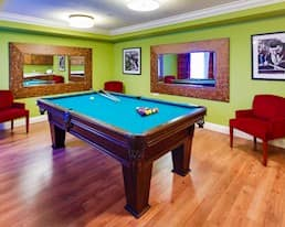 Recreation Room, Granite Landing, Cambridge