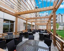 Patio, Green Falls Landing, Regina