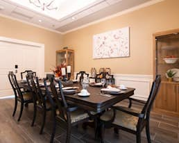 Private Dining Room, Green Falls Landing, Regina