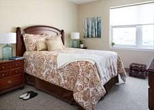 Model Suite, Bedroom, Greenway, Brampton