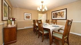 Private Dining Room, Hilltop Place, Richmond Hill