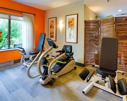 Exercise Room, Horizon Place, London