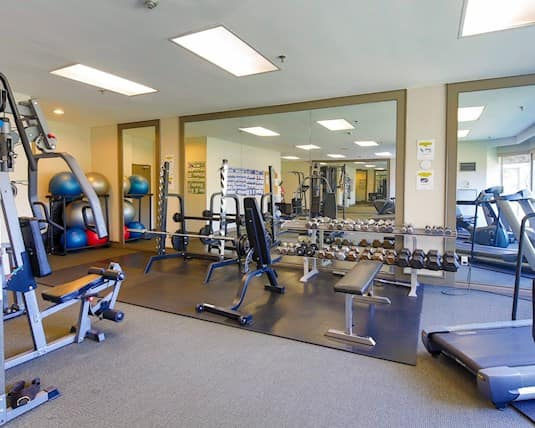 Fitness Room, King Gardens, Mississauga