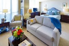 Model Suite, Bedroom, King Gardens, Mississauga