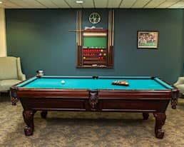Billiards, Landmark Court, Ottawa