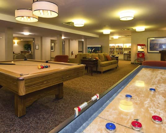 Games Room, Maplecrest Village, Grimsby