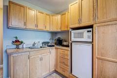 Model Suite, Kitchen, McKenzie Towne, Calgary