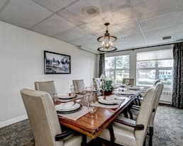 Private Dining room, Meadowlands, Medicine Hat