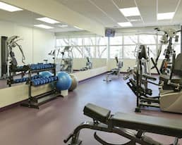 Exercise Room, Our Parents' Home Retirement Residence, Edmonton