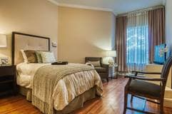 Model Suite, Bedroom, Parkwood Court, Victoria